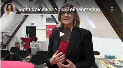 YT-Thumb: Testimonial Right Voice
