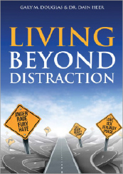 BuchCover: Living Beyond Distraction